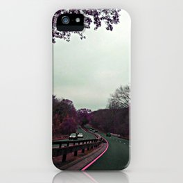 Long Road iPhone Case