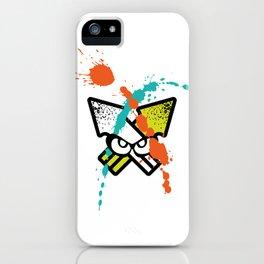 Splatoon - Turf Wars 4 iPhone Case