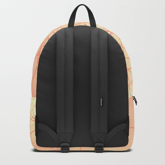 Ethereal Web Backpack