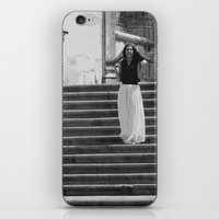 photographer iPhone & iPod Skins featuring photographer by Pilgrim