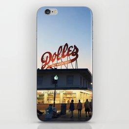 On The Boardwalk iPhone Skin