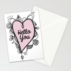 Hello You! Stationery Cards