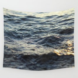 Deep Blue Sea Wall Tapestry