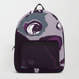 Anton - purple Backpack