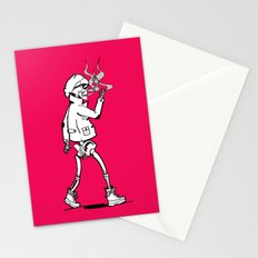 Dead, before it was cool Stationery Cards