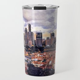 Urban City Travel Mug
