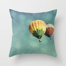 Floating Throw Pillow