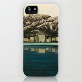 Azure Alaska iPhone Case