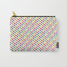 White Pois Carry-All Pouch
