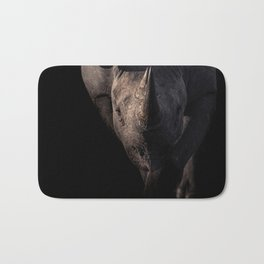 Black Rhino Charge Bath Mat