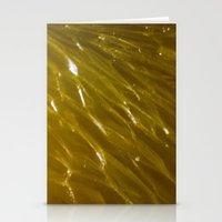 orange pattern Stationery Cards featuring Orange pattern by Svetlana Korneliuk