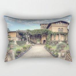 Roman Baths Rectangular Pillow