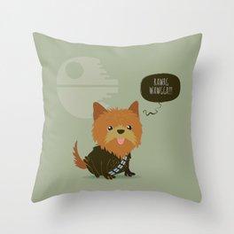 Wookshire Throw Pillow