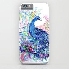 Blue Wild iPhone 6s Slim Case