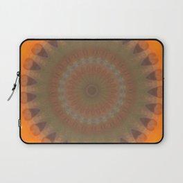 Sunny Side Bubble Dot Pattern 9 Laptop Sleeve