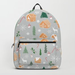 Christmas Wonderland Backpack