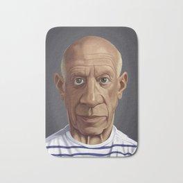 Celebrity Sunday ~ Pablo Picasso Bath Mat