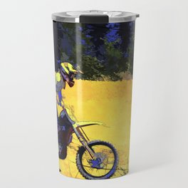 Riding Hard - Moto-x Champion Travel Mug