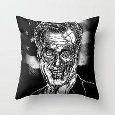 Zomney for Amercia Throw Pillow