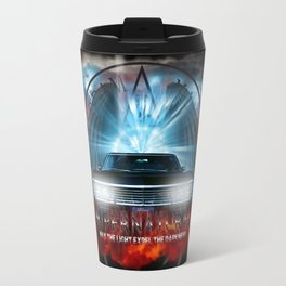 Supernatural May the light expel the darkness BG S6 Travel Mug