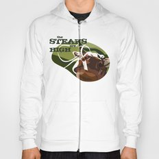 Steaks Are High Hoody