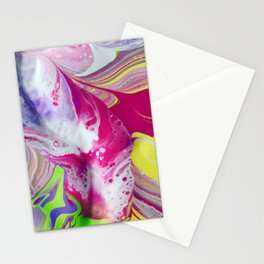 Let it flow Stationery Cards