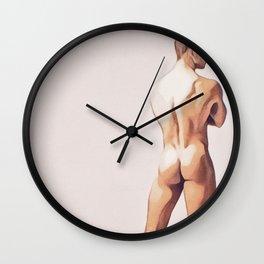 Hombre Wall Clock