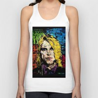 kurt rahn Tank Tops featuring Nevermind Kurt  by brett66
