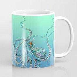 Drunk Octopus Coffee Mug