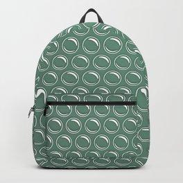 Bubble wrap pattern Backpack