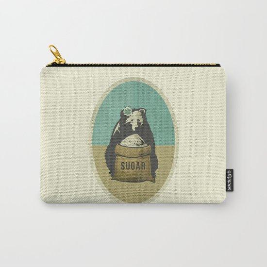 Sugar Bear Carry-All Pouch