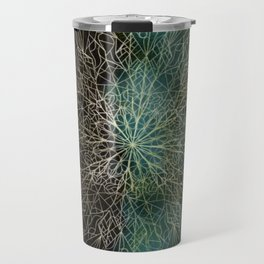 Forest Mandala Travel Mug
