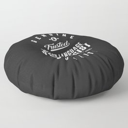 Gift for Speech-Language Pathologist Floor Pillow