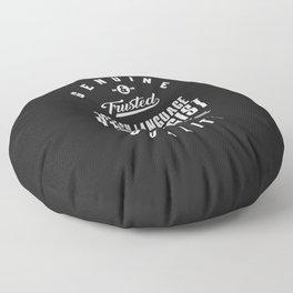 Gift for Speech-Language Pathologist Floor Pillow