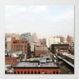 NYC Summer Canvas Print