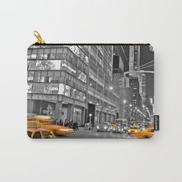 NYC Yellow Cabs Lehman Brothers - USA Carry-All Pouch