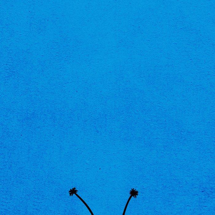 Blue Cute Dazzled Bug Leggings