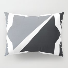 London - star graphic Pillow Sham