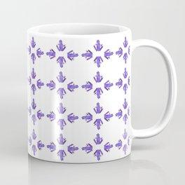 Purple Haze of Frogs Coffee Mug
