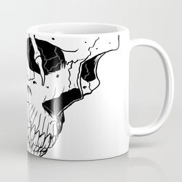 Skull (Creeping Hands) Coffee Mug