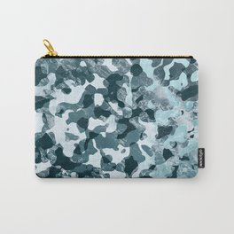 Surfing Camouflage #5 Carry-All Pouch