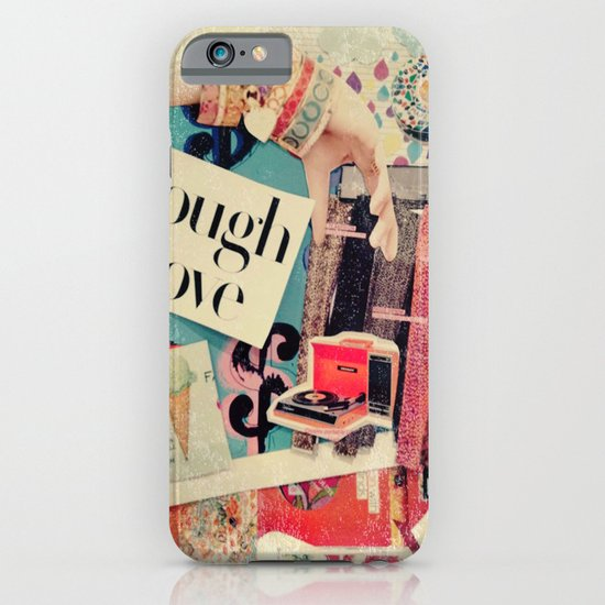 Tough Love iPhone & iPod Case