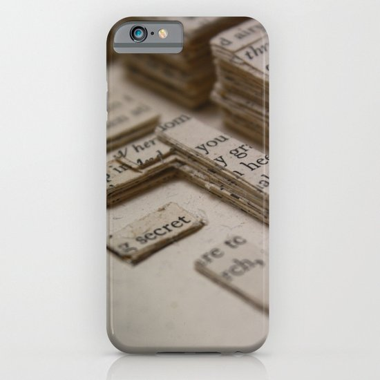 Book Art Maze 2 iPhone & iPod Case