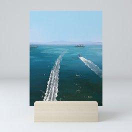 San Francisco Bay Mini Art Print