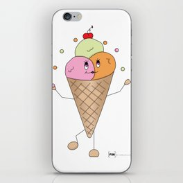 Cony iPhone Skin