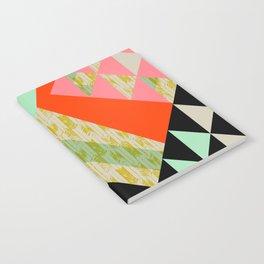 Arrow Quilt Notebook