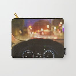 Driving at night Carry-All Pouch