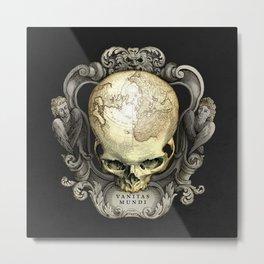Vanitas Mundi Metal Print