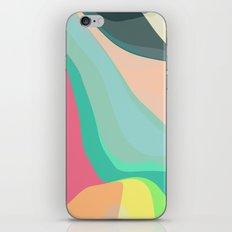 Wonderful life iPhone & iPod Skin