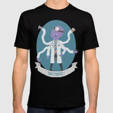 Doctopus! Mens Fitted Tee Black MEDIUM